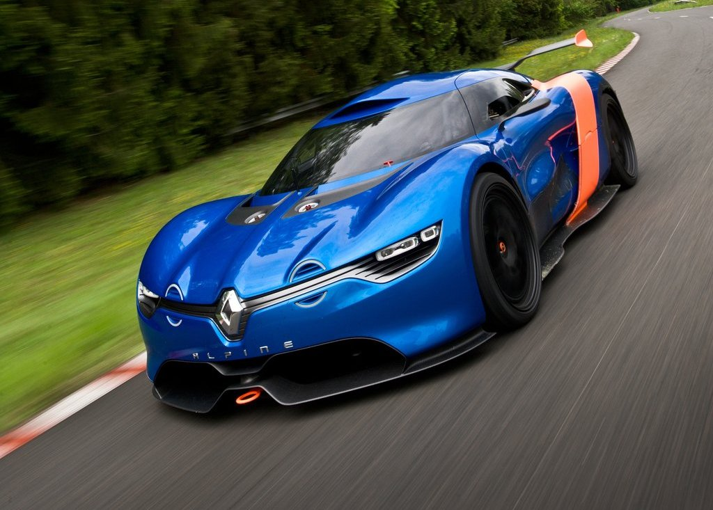 2012 Renault Alpine A 110 (View 1 of 16)