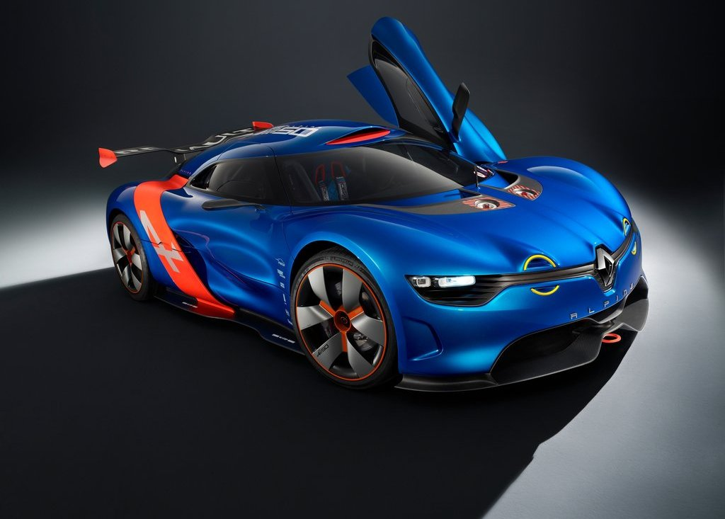 2012 Renault Alpine A 110 (View 2 of 16)