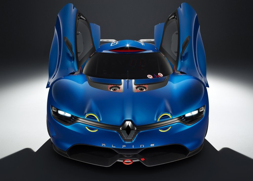 2012 Renault Alpine A 110 50 Front (View 5 of 16)
