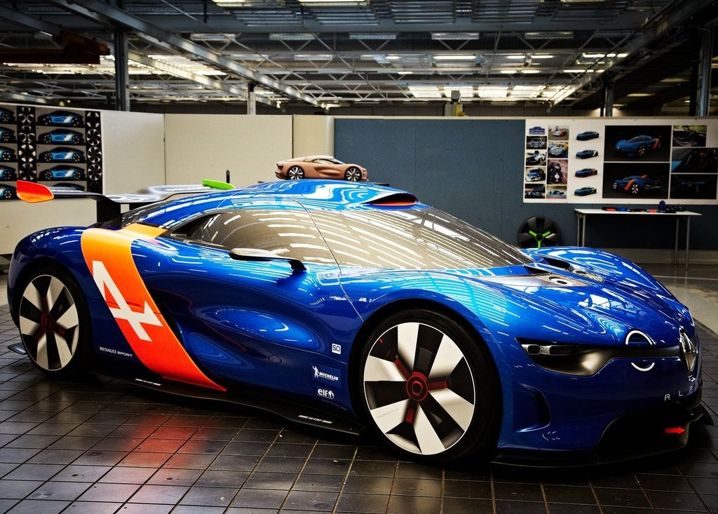 2012 Renault Alpine A 110 (View 9 of 16)