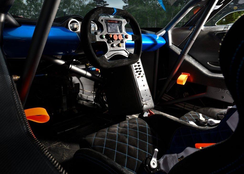2012 Renault Alpine A 110 50 Interior (View 10 of 16)