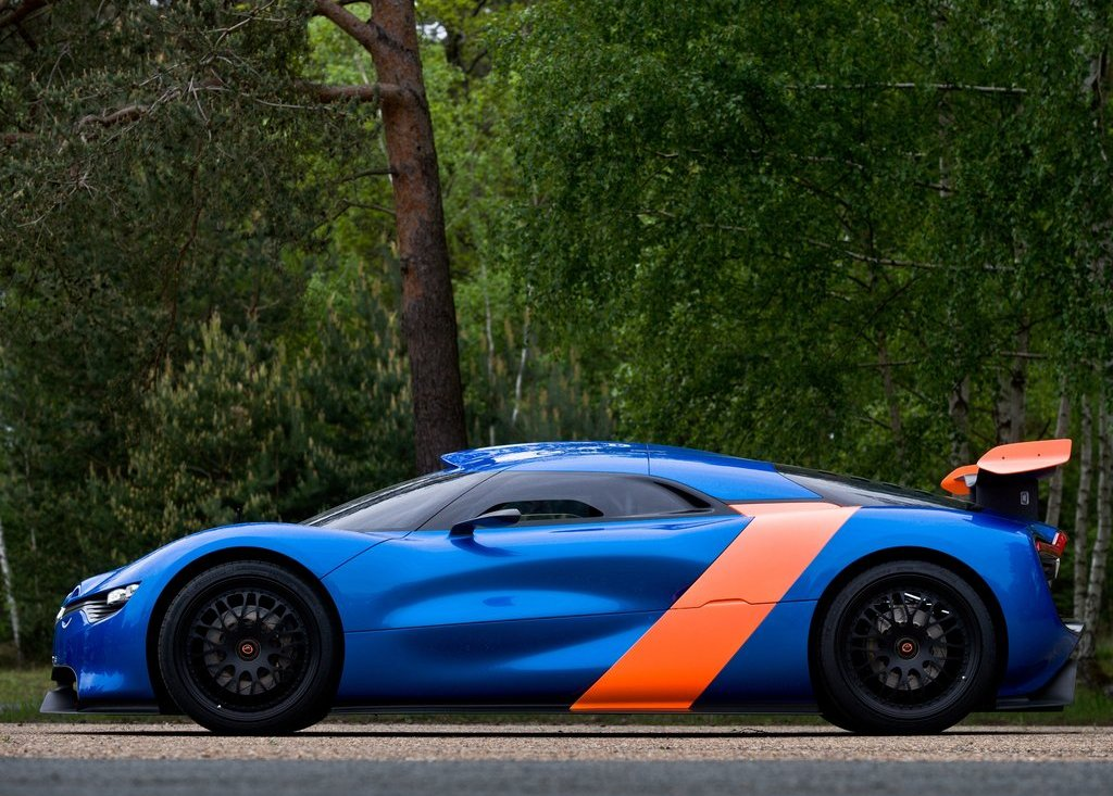 2012 Renault Alpine A 110 50 Side (Photo 14 of 16)