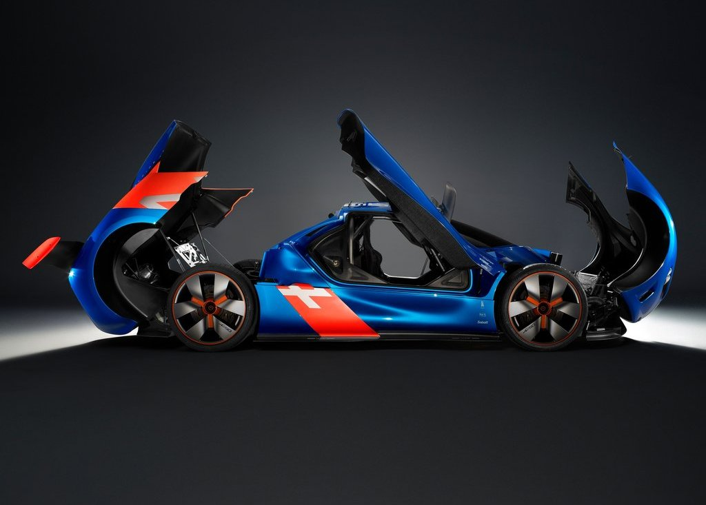 2012 Renault Alpine A 110 50 Technical (Photo 15 of 16)