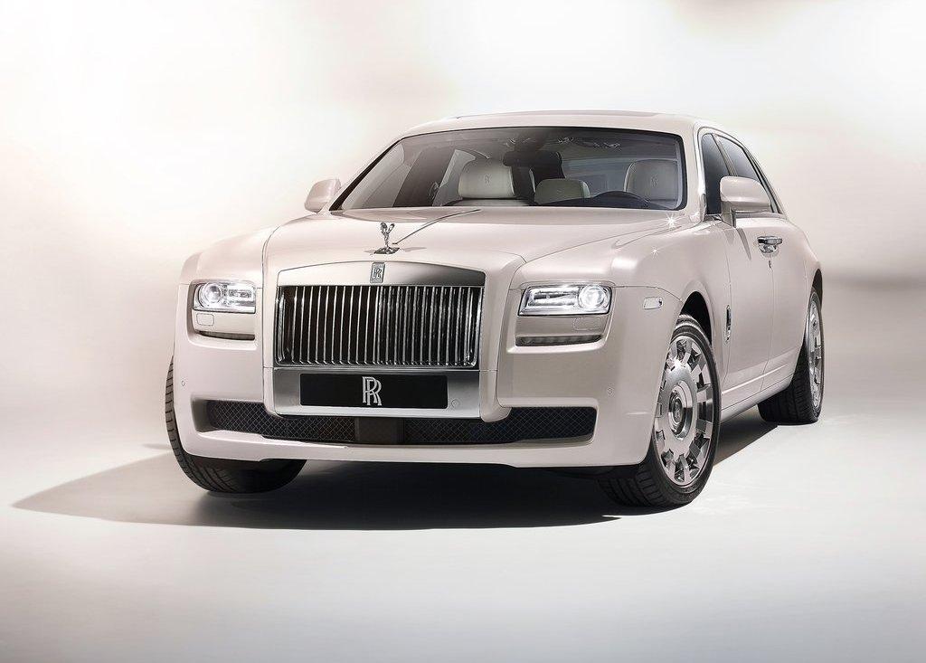 2012 Rolls Royce Ghost Six Senses (Photo 1 of 7)