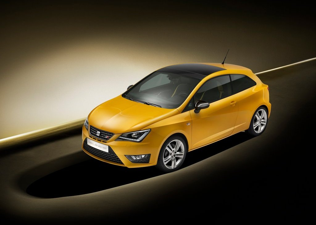 Featured Image of 2012 Seat Ibiza Cupra Concept Review