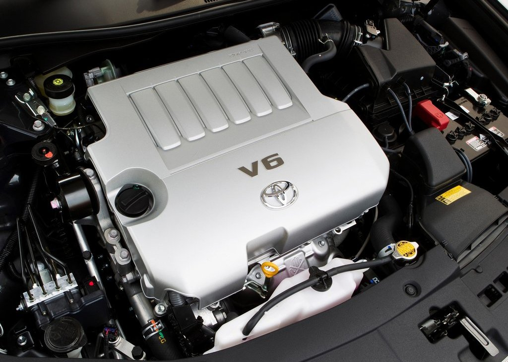 2012 Toyota Aurion Engine (Photo 5 of 25)