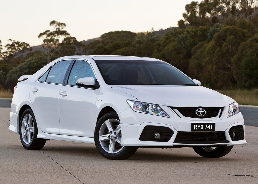 Featured Image of 2012 Toyota Aurion Specs, Price, Review