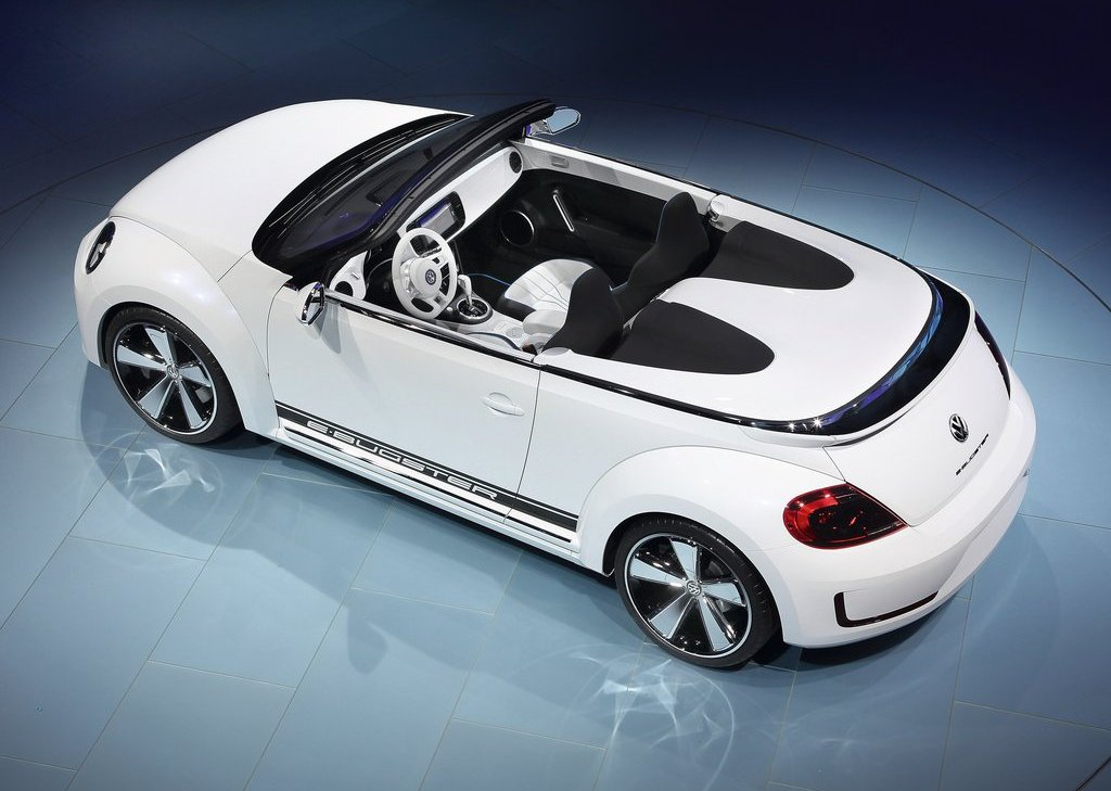 Featured Image of 2012 Volkswagen E Bugster Speedster Review