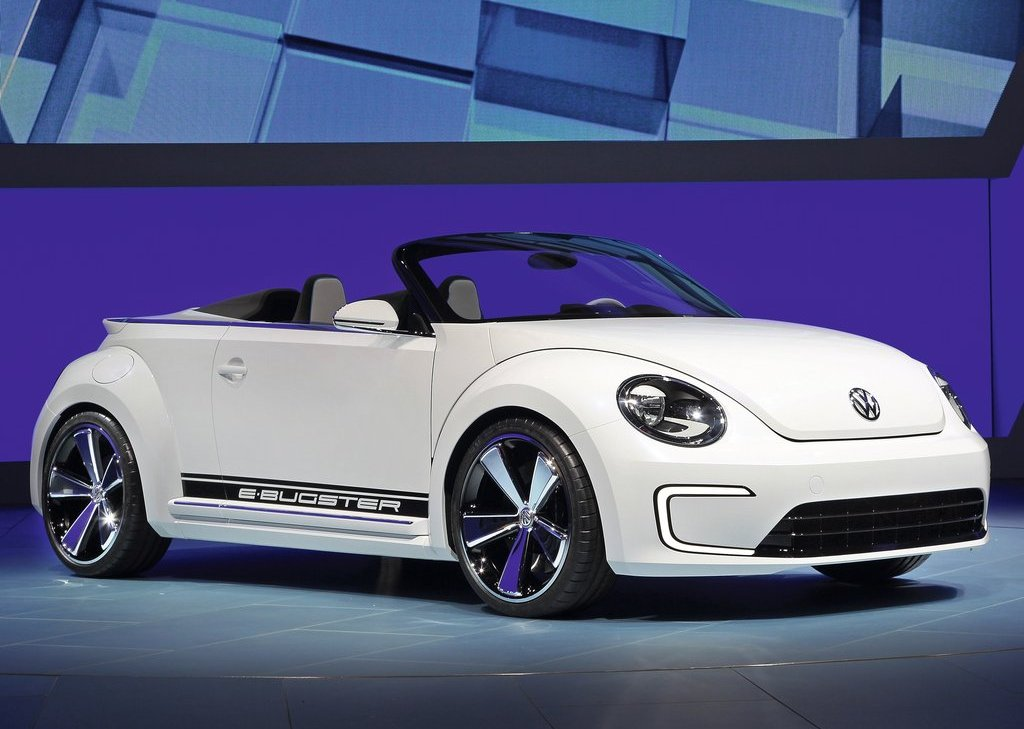 2012 Volkswagen E Bugster Speedster (Photo 1 of 7)