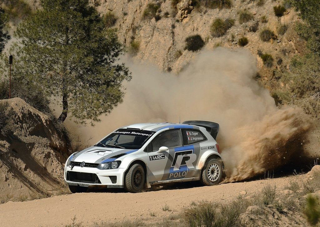 2012 Volkswagen Polo R WRC Concept Front Angle (Photo 3 of 8)