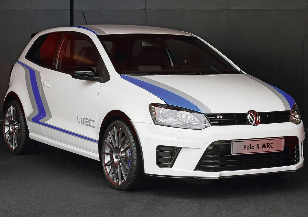 2012 Volkswagen Polo R WRC Street Concept (View 2 of 6)