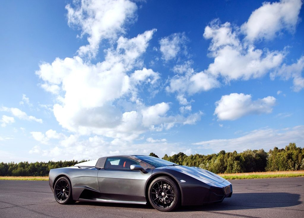 2013 Arrinera Supercar Side (Photo 10 of 11)