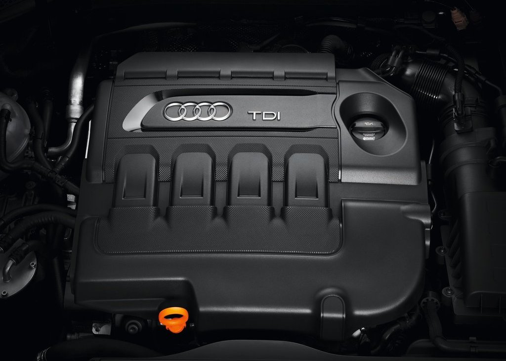 2013 Audi A3 TDI Engine (Photo 28 of 31)
