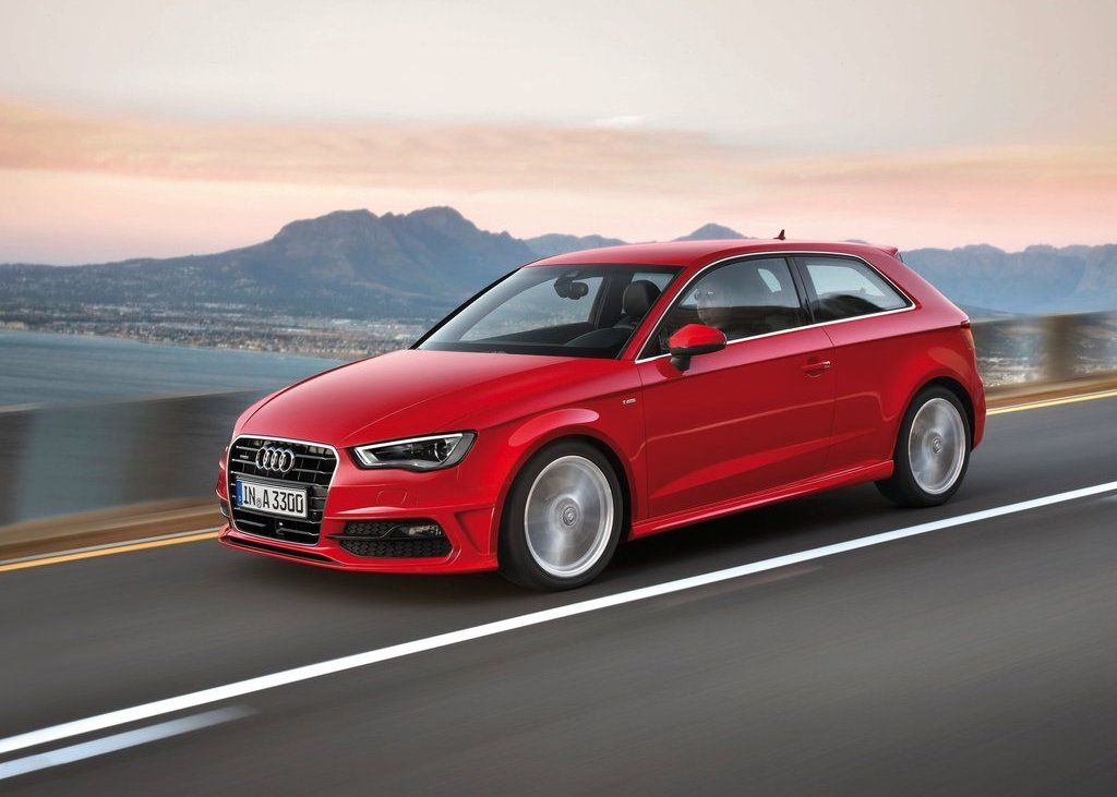 2013 Audi A3 Front Angle (Photo 9 of 31)