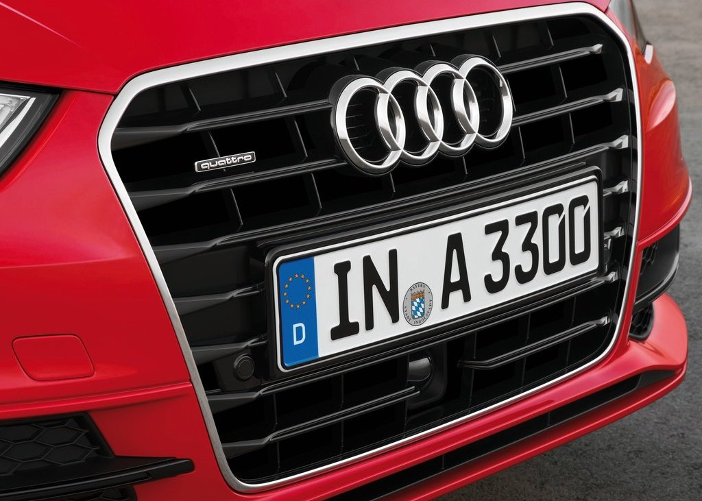 2013 Audi A3 Grill (Photo 13 of 31)