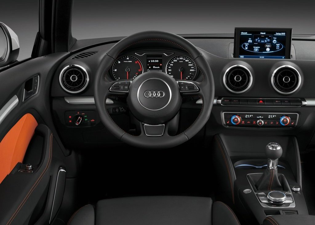 2013 Audi A3 Interior (Photo 15 of 31)