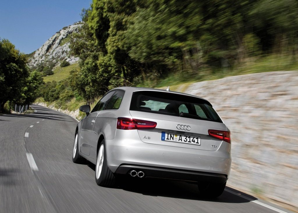 2013 Audi A3 Rear (Photo 21 of 31)