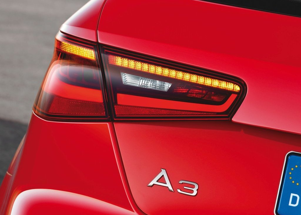 2013 Audi A3 Tail Lamp (Photo 27 of 31)