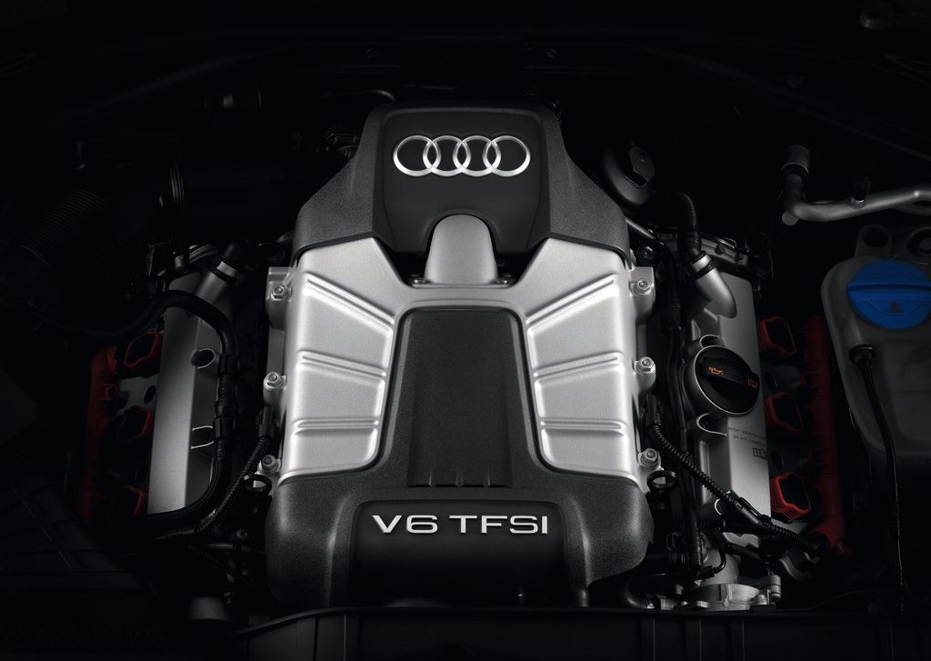 2013 Audi Q5 Engine (Photo 3 of 20)