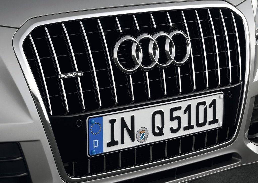 2013 Audi Q5 Grill (Photo 8 of 20)
