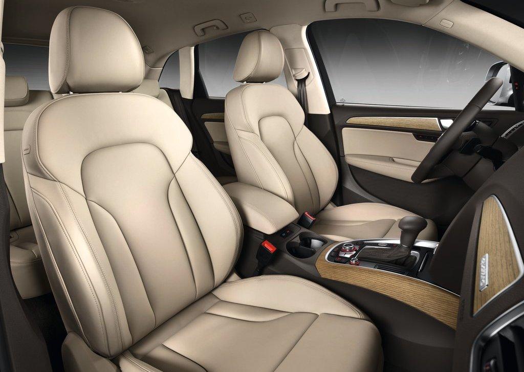 2013 Audi Q5 Seat (Photo 15 of 20)