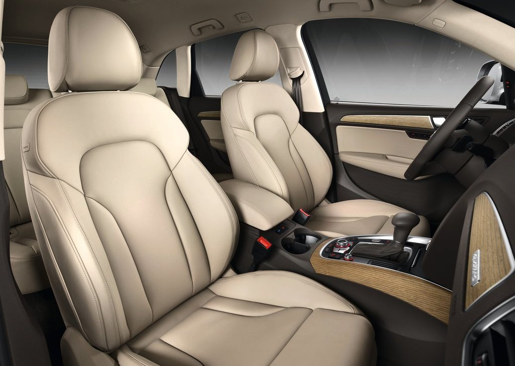 2013 Audi Q5 Seat (View 15 of 20)