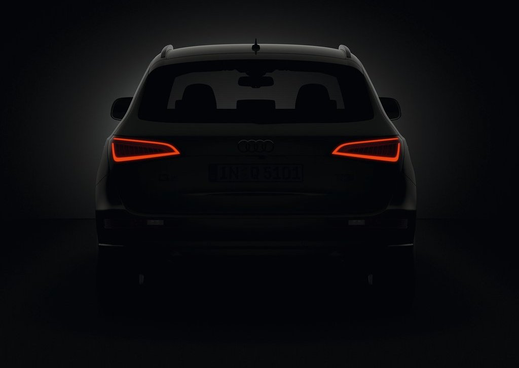 2013 Audi Q5 Tail Lamp (Photo 17 of 20)