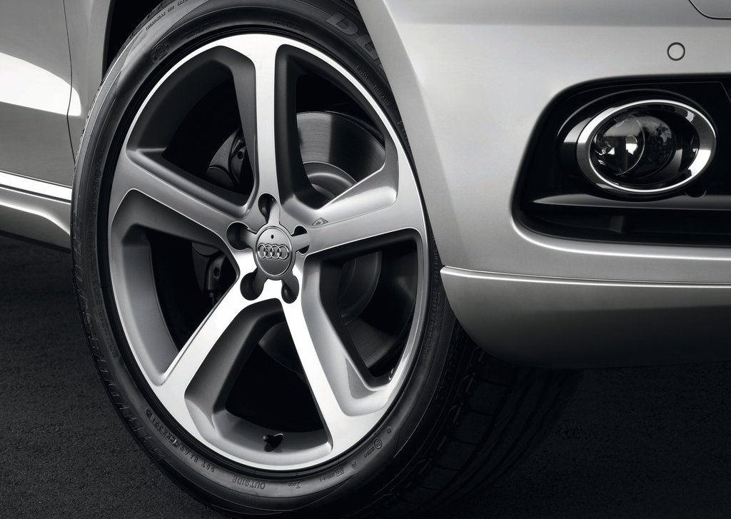 2013 Audi Q5 Wheels (Photo 20 of 20)
