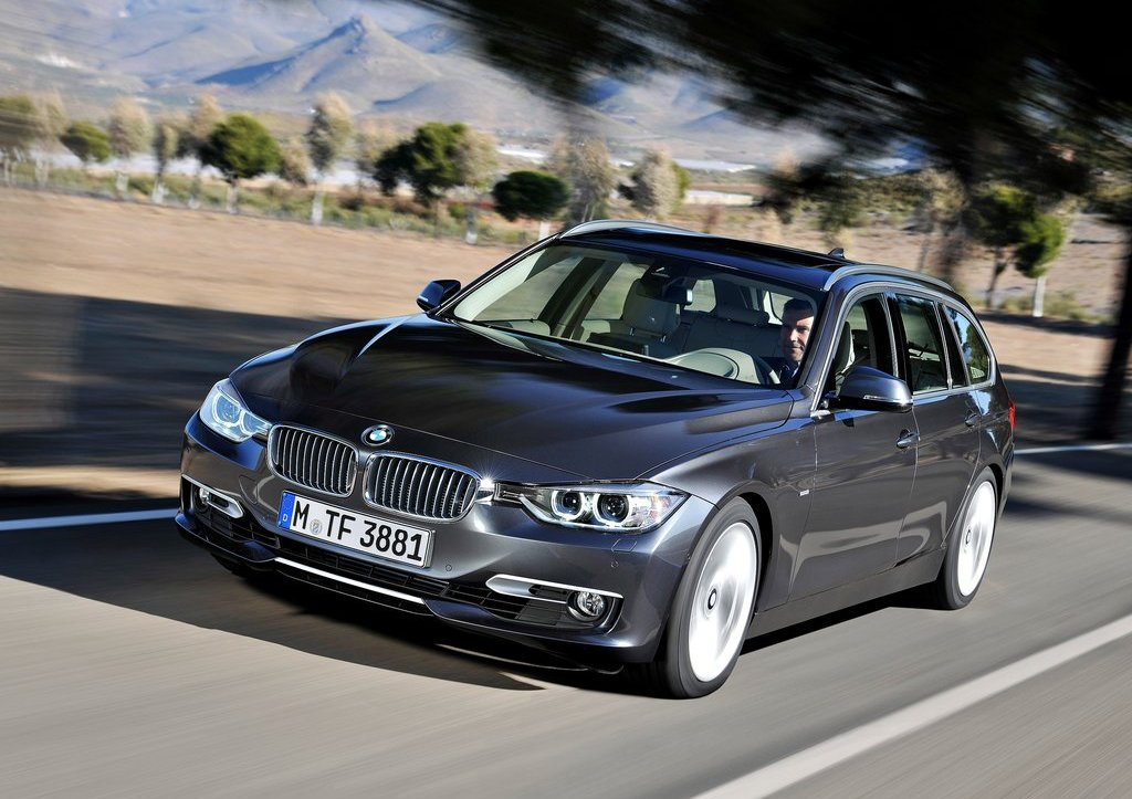 2013 BMW 3 Series Touring (Photo 1 of 13)