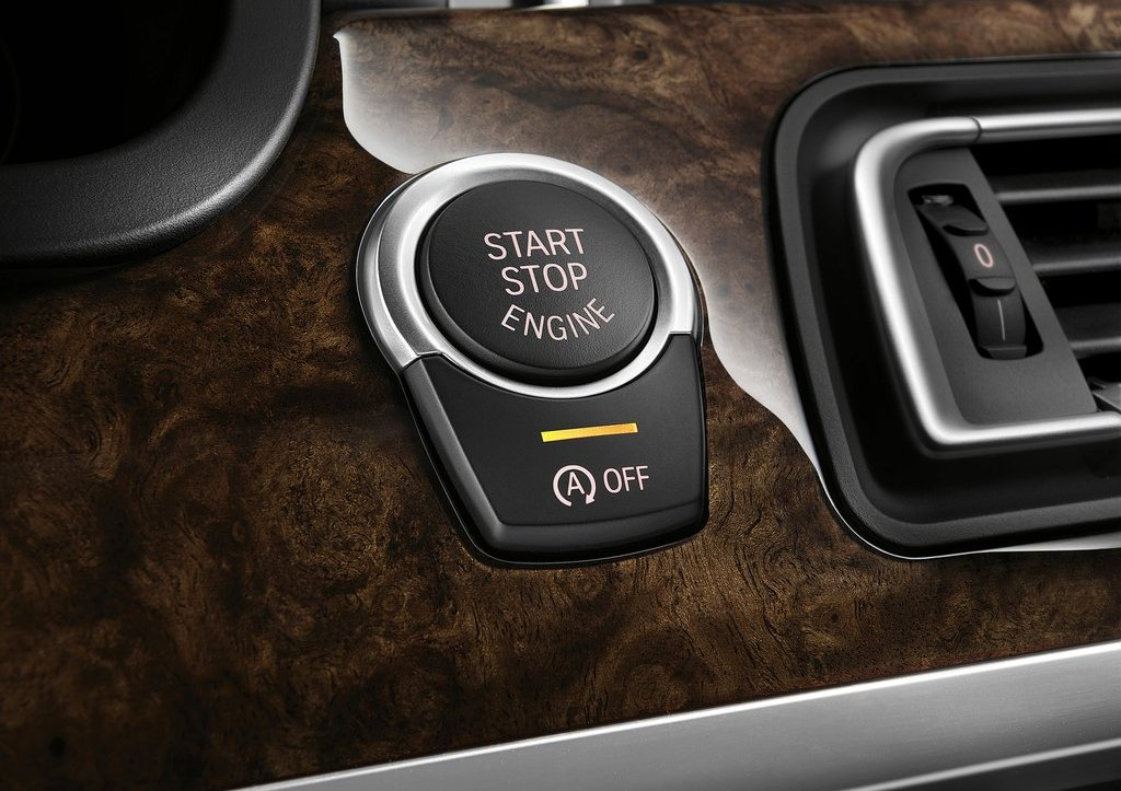2013 BMW 7 Series Start Stop Key (Photo 16 of 18)