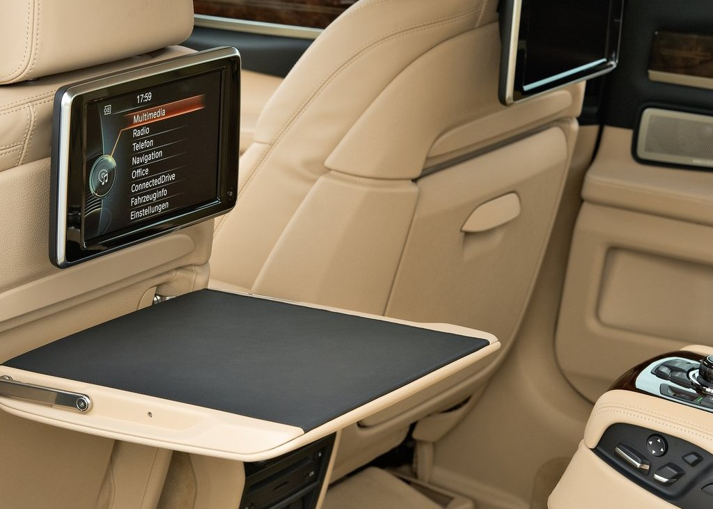 2013 BMW 750Li Interior (View 1 of 18)