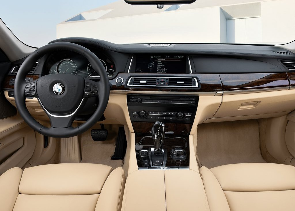 2013 BMW 750Li Interior (View 2 of 18)