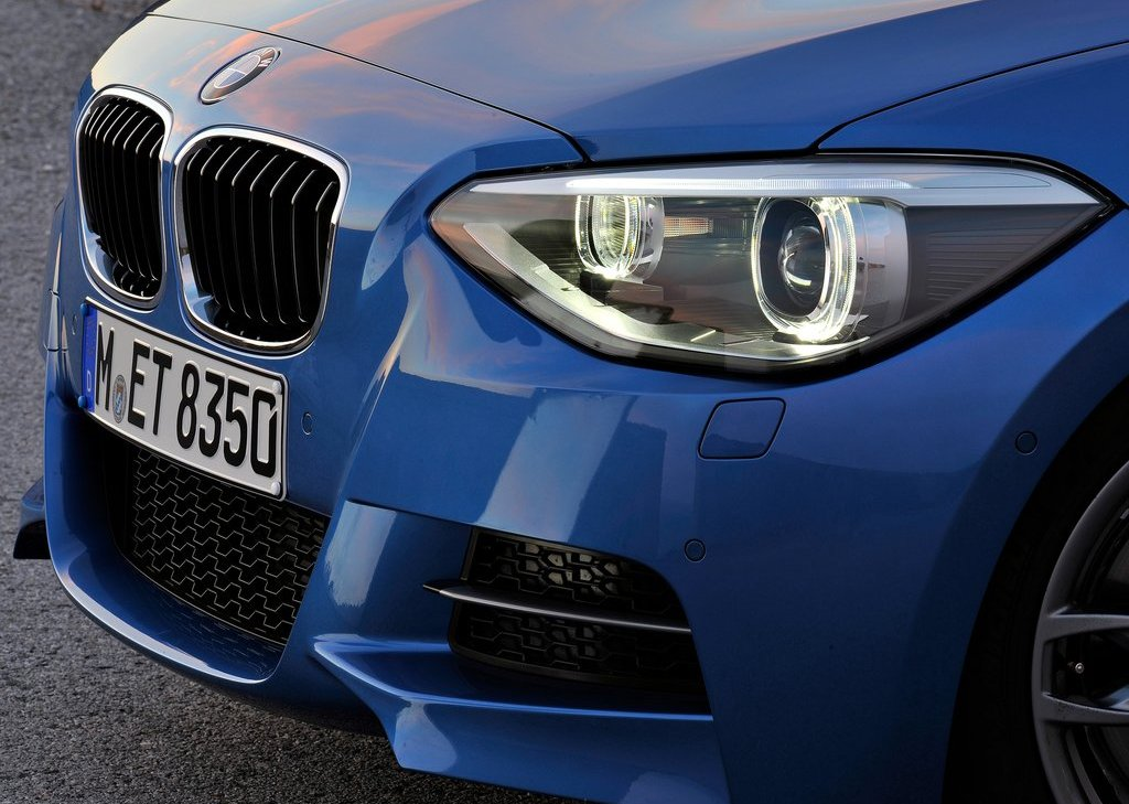 2013 BMW M135i Front View (Photo 5 of 11)