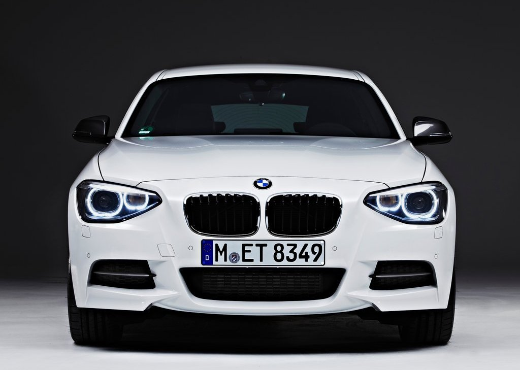 2013 BMW M135i Front (Photo 3 of 11)
