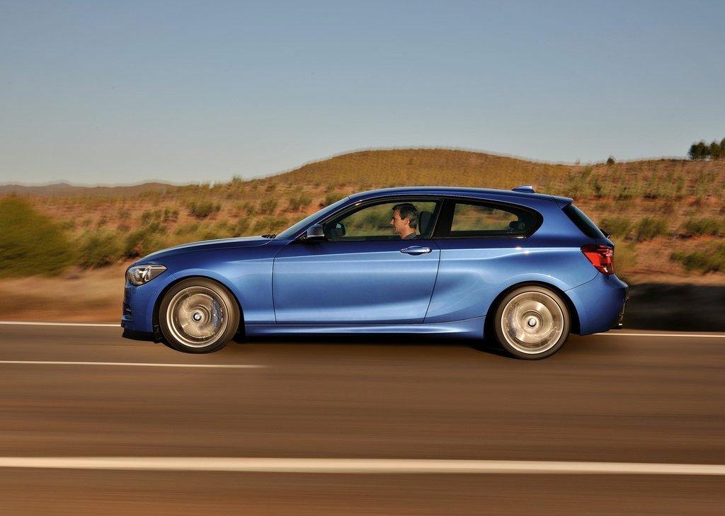 2013 BMW M135i Left Side (Photo 6 of 11)