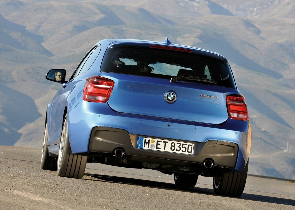 2013 BMW M135i Rear (Photo 7 of 11)