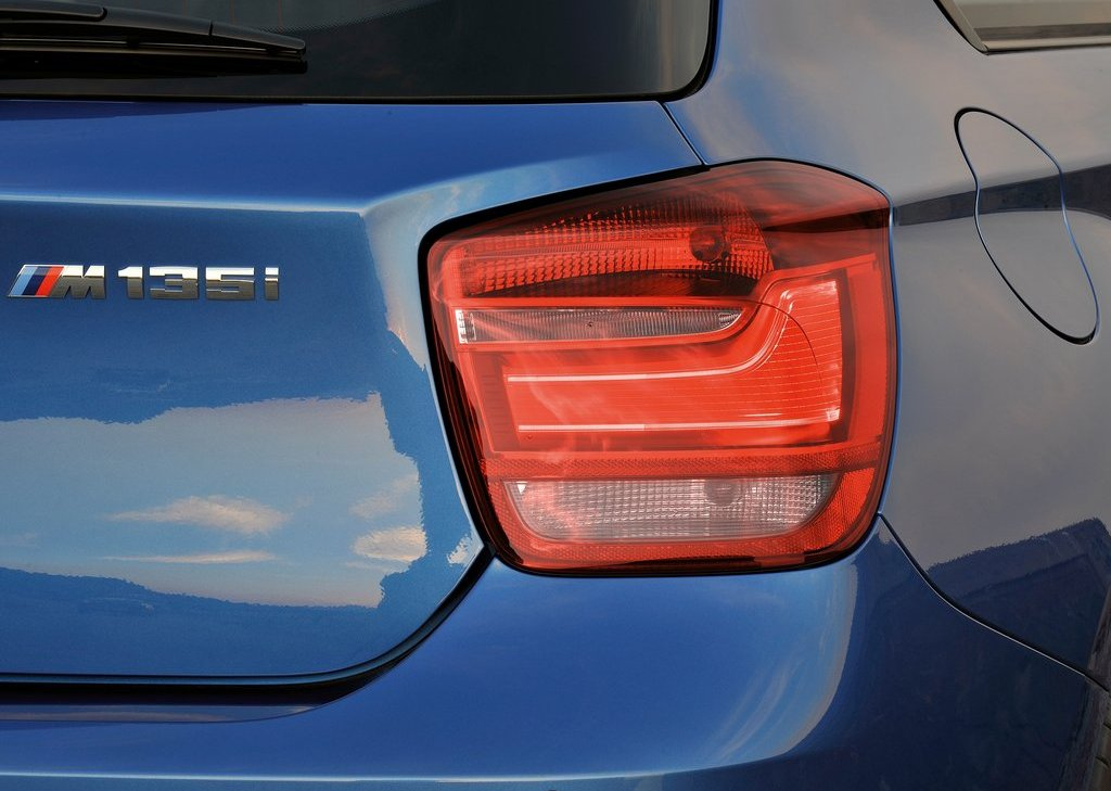 2013 BMW M135i Tail Lamp (Photo 9 of 11)