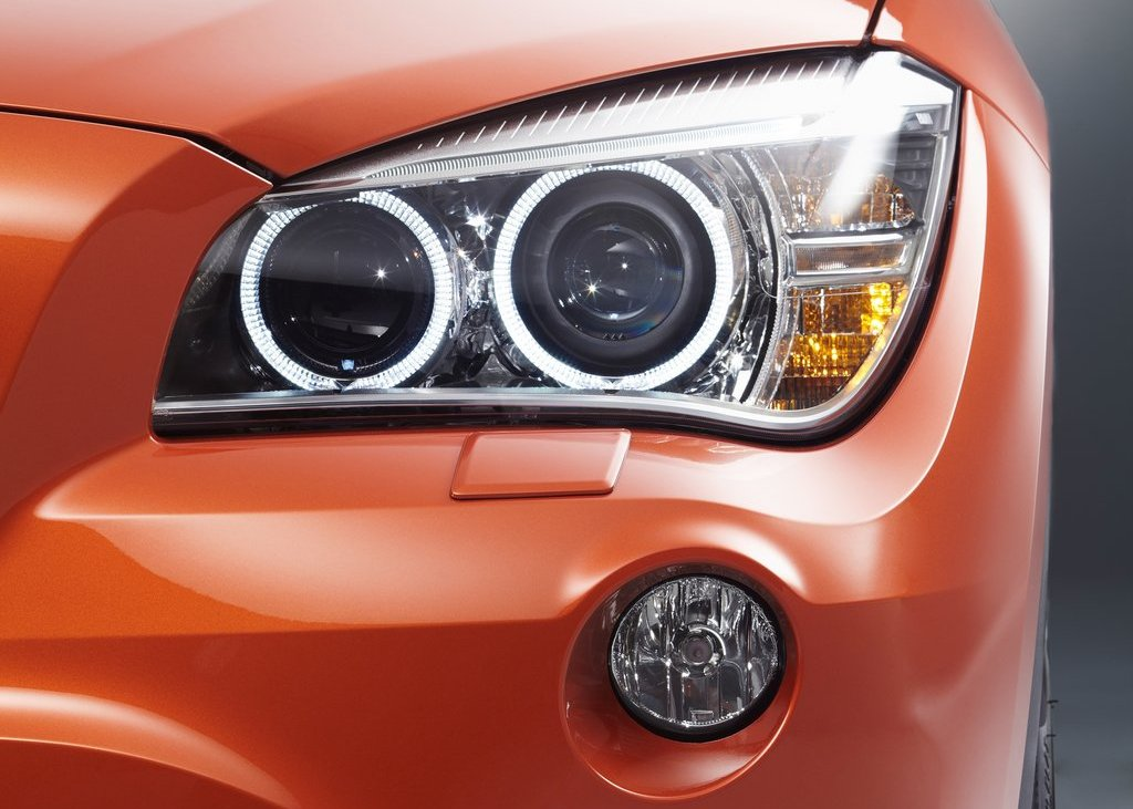 2013 BMW X1 Head Lamp (View 7 of 25)