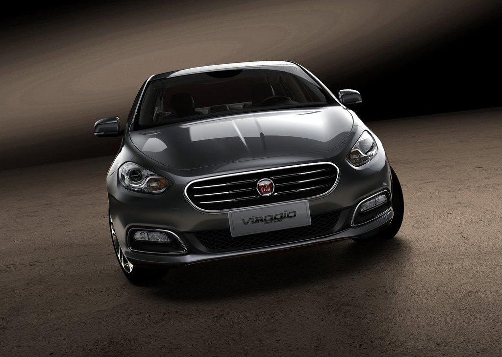 2013 Fiat Viaggio Front (Photo 2 of 6)