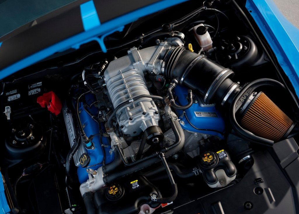 2013 Ford Mustang Shelby GT500 Engine (Photo 5 of 27)