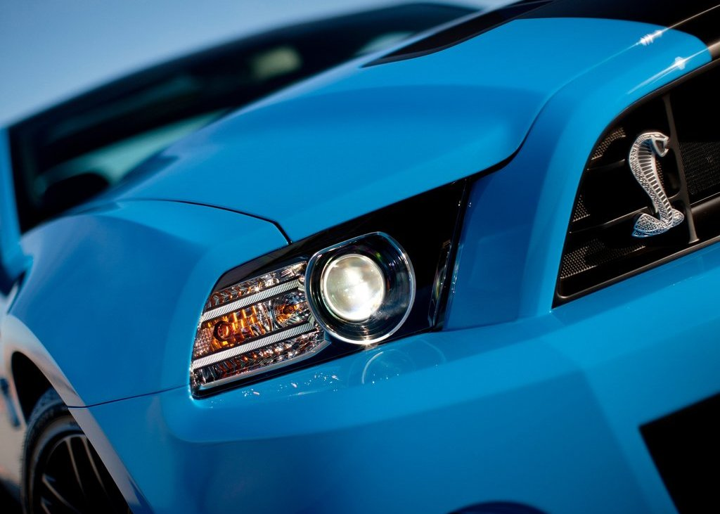 2013 Ford Mustang Shelby GT500 Head Lamp (Photo 12 of 27)