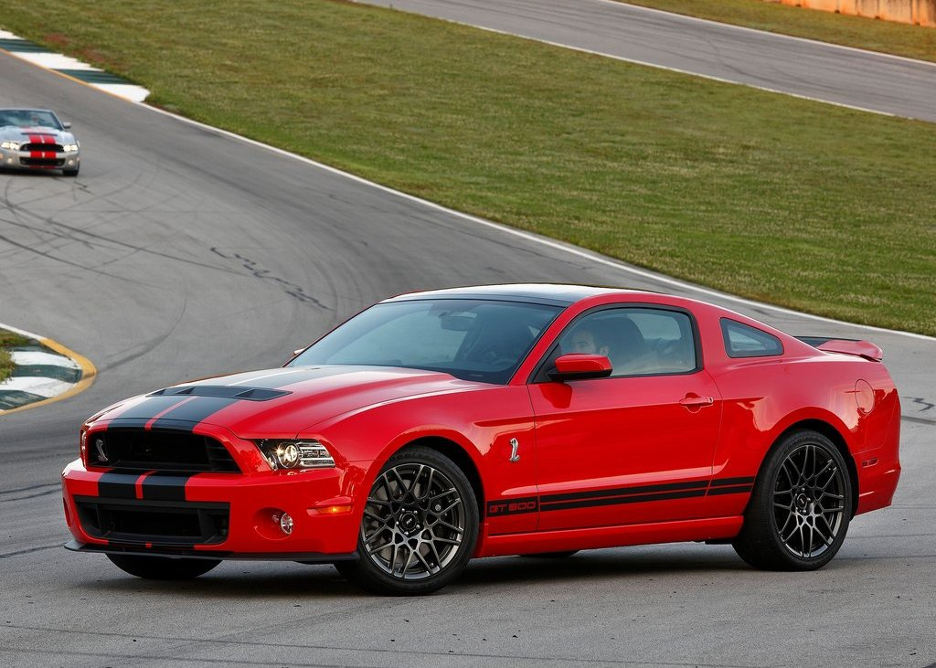 2013 Ford Mustang Shelby GT500 Review Pictures Gallery (27 Images)