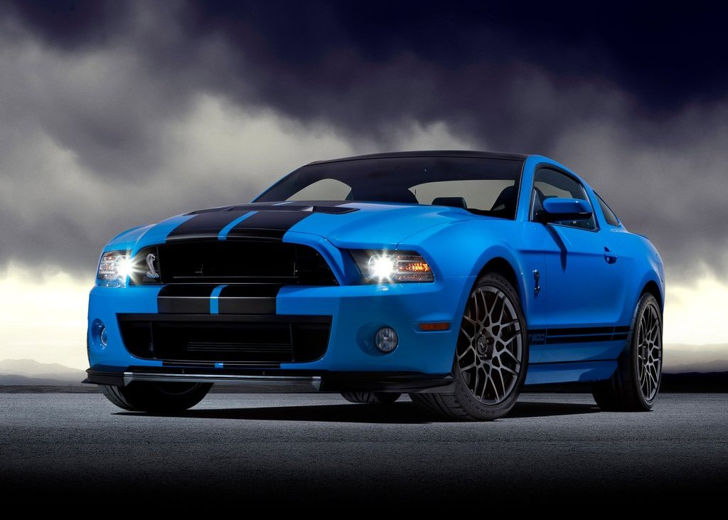 2013 Ford Mustang Shelby GT (Photo 1 of 27)