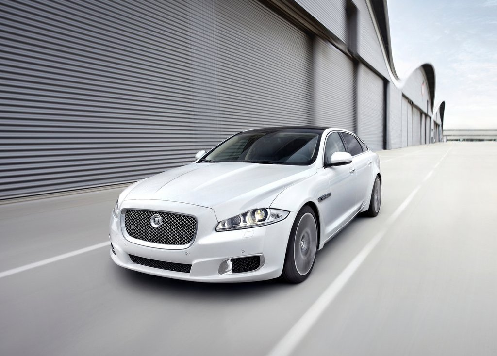 2013 Jaguar XJ Ultimate Front (Photo 5 of 13)