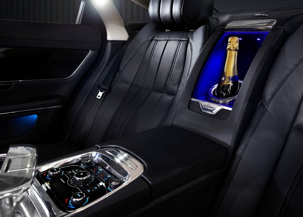 2013 Jaguar XJ Ultimate Seat (Photo 11 of 13)