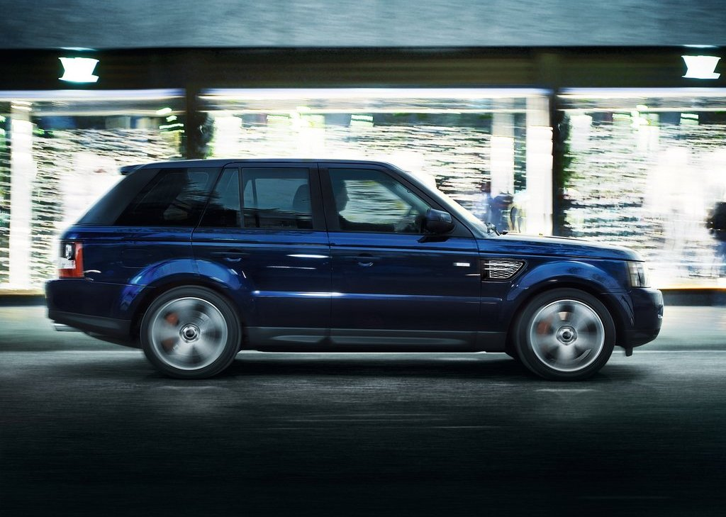 2013 Land Rover Range Rover Sport Right Side (View 5 of 9)