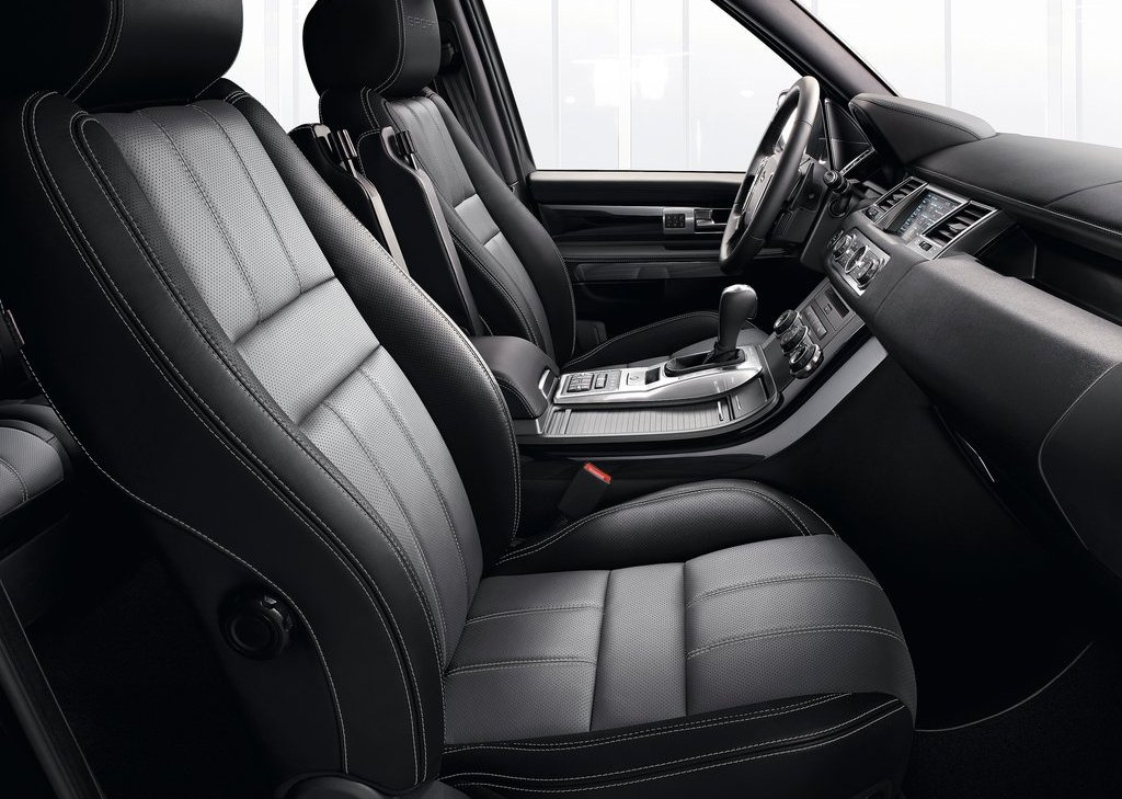 2013 Land Rover Range Rover Sport Seat (View 6 of 9)