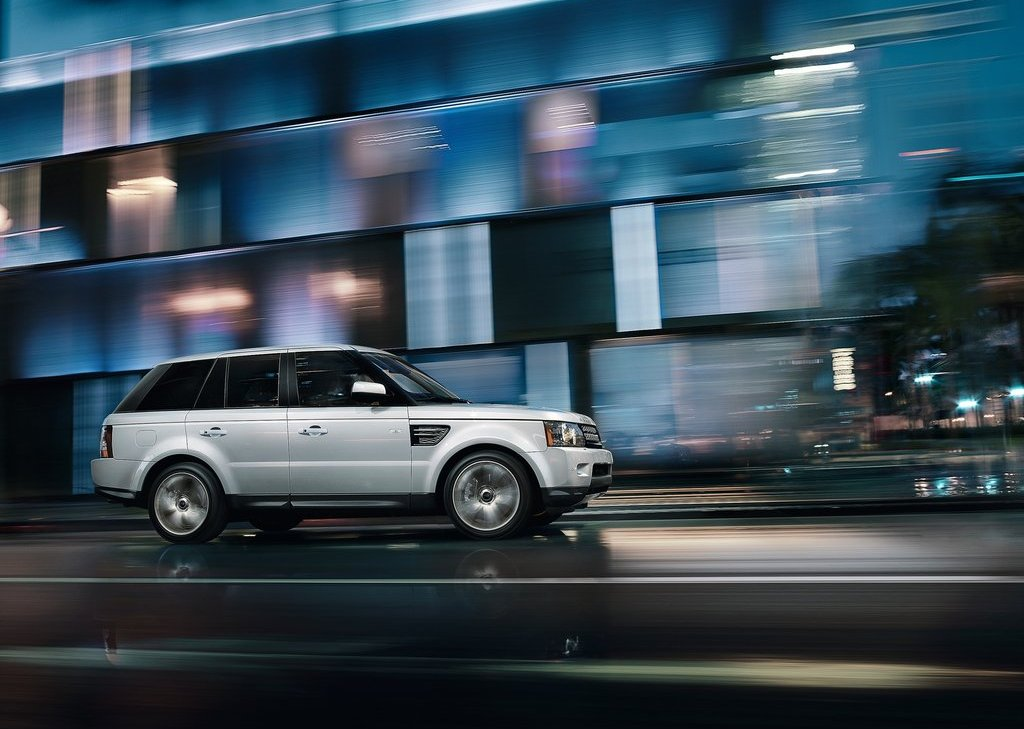2013 Land Rover Range Rover Sport Side (Photo 8 of 9)