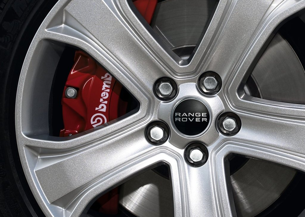 2013 Land Rover Range Rover Sport Wheels (Photo 9 of 9)