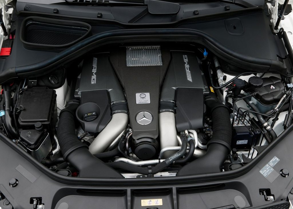 2013 Mercedes Benz GL63 AMG Engine (View 2 of 15)